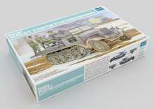 Trumpeter 1/35 05532 Sd.Kfz.6/2 3.7cm Flak 37 Self Propelled Anti Aircraft Gun Military Toy Plastic Assembly Building Model Kit artwox trumpeter 05607 u s cv 3 saratoga aircraft carrier wooden deck aw10120