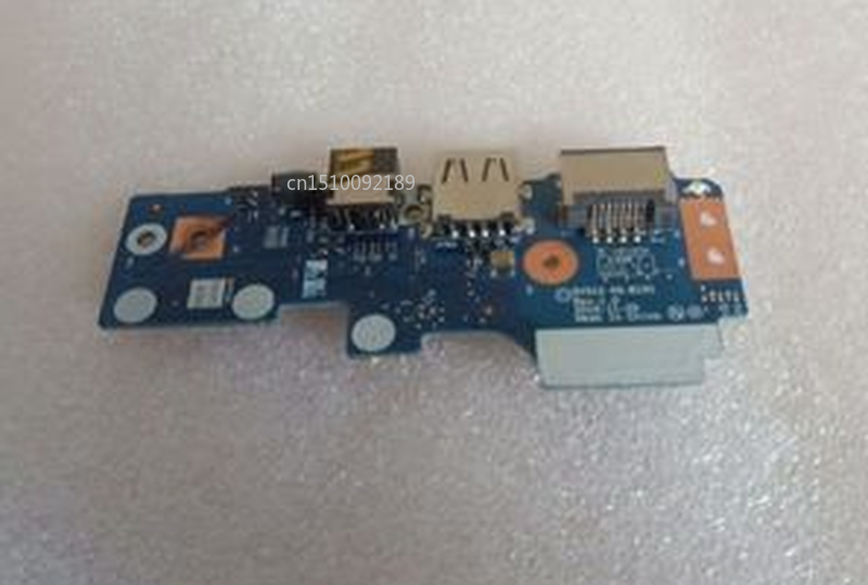 Free Shipping FOR Lenovo Legion R720 Y520-15ikbn Y520 USB Audio LAN IO Board DY512 NS-B191 Test Good