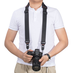Image 3 - SmallRig Universal DSLR Camera Shoulder Strap With QR Plate For Arca Swiss Tripod And Manfrotto RC2 Tripod  2428