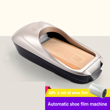 Shoe-Polishing-Equipment-Kit-Set Shoe-Cover-Machine Automatic Shoes-Tool Foot of