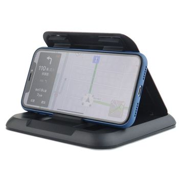 Universal Car Dashboard Phone Holder Stand Mount Holder GPS Support Car Phone Mount for Up to 6.8 Inch Mobile Phone X6HA