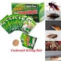 Эффективный порошок для уничтожения тараканов, отпугиватель тараканов, ловушка для насекомых, ловушка для уничтожения вредителей, 50 шт.