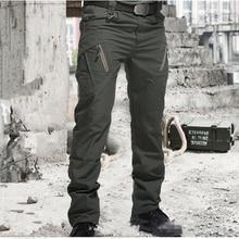Tactical-Pants Army-Trousers SWAT Wear-Resistant Combat Military Waterproof Men Casual