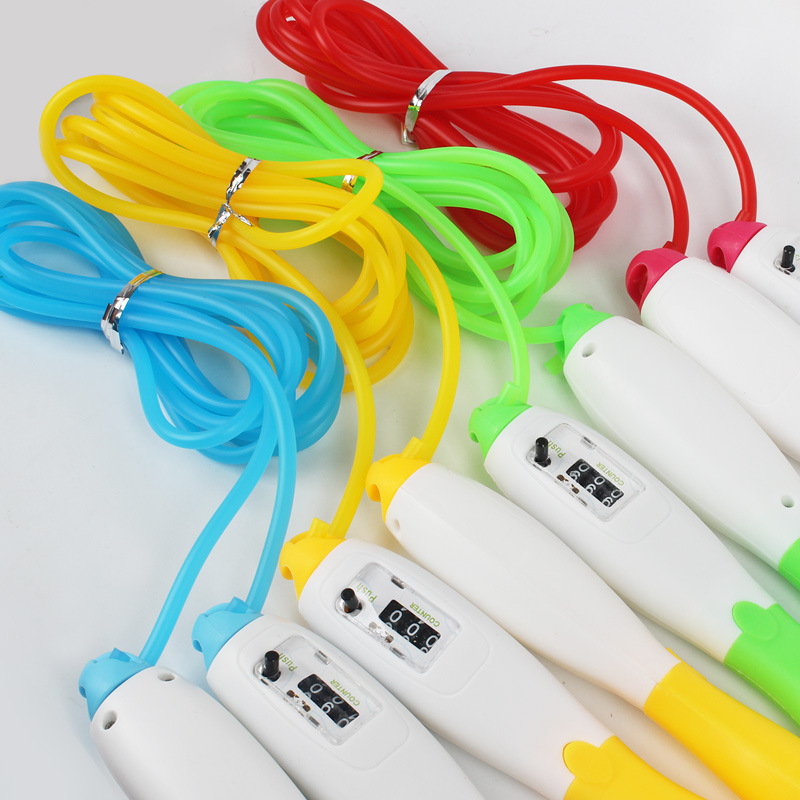 Machinery Count Jump Rope Fitness Supplies Sports Fitness Jump Rope The Academic Test For The Junior High School Students Only T