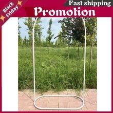 DIY flower arch structure, Wedding backdrop party supplies decorative frame, Signage shelf welcome arch balloon decor bracket