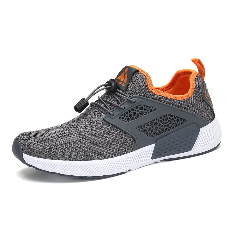 Athletic Sneakers Men Summer Breathable Running Shoes Spring Walking Shoes Outdoor Jogging Trainers Anti-Skid Sport Shoes Man