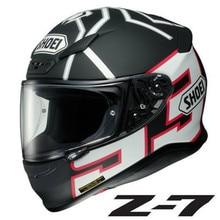 Casque de moto intégral Z7 casque de fourmi noir équitation casque de Motocross de course de Motobike