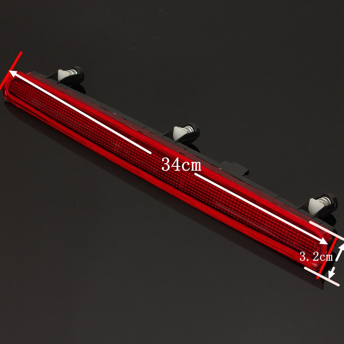 CAR AUTO BRAND NEW HIGH LEVEL ADDITIONAL BRAKE LIGHT LED FOR VW T5 7E0945097A