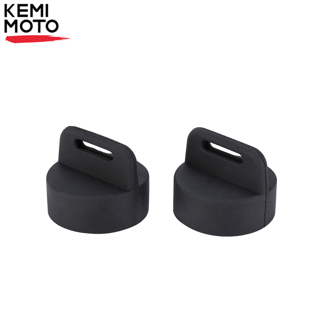 ATV Igntion Key Cover Keyswitch Rubber Protector For Polaris Sportsman Scrambler Black Trail Boss For Can-Am Outlander MAX