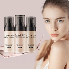 LAIKOU Foundation Makeup Base Waterproof Long-lasting Face Cream Liquid Foundation Concealer Whitening Moisturizing Oil control o two o foundation liquid concealer cream waterproof full coverage concealer long lasting face scars acne moisturizing makeup