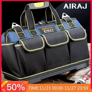 Multi-Function-Tool-Bag Storage-Bag Electrician-Bag Oxford Multi-Pocket Waterproof AIRAJ