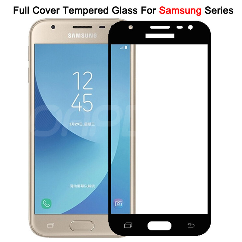 9D противоударное Защитное стекло для Samsung Galaxy J3 J5 J7 2017 2018 J2 J4 J7 Core J5 Prime S7 закаленное защитное стекло для экрана|Защитные стёкла и плёнки|   | АлиЭкспресс