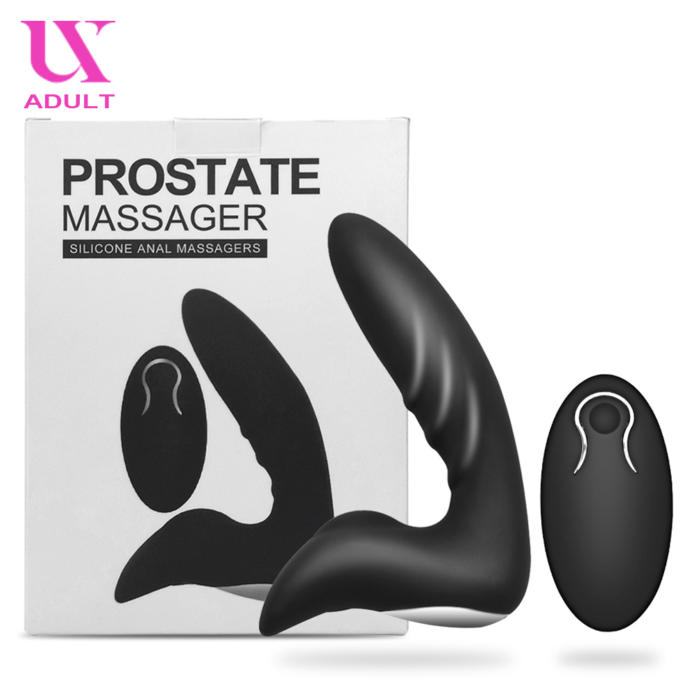 Remote Control Prostate Massager