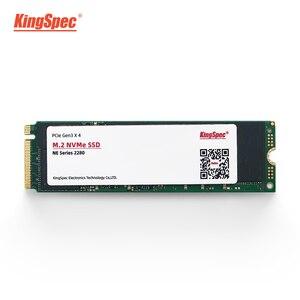 Image 1 - KingSpec M2 PCIe 512gb SSD M.2 500GB 1TB PCIe NVMe M.2 SSD 2280mm SSD HDD For Laptop Desktop Internal Hard Drive MSI PC