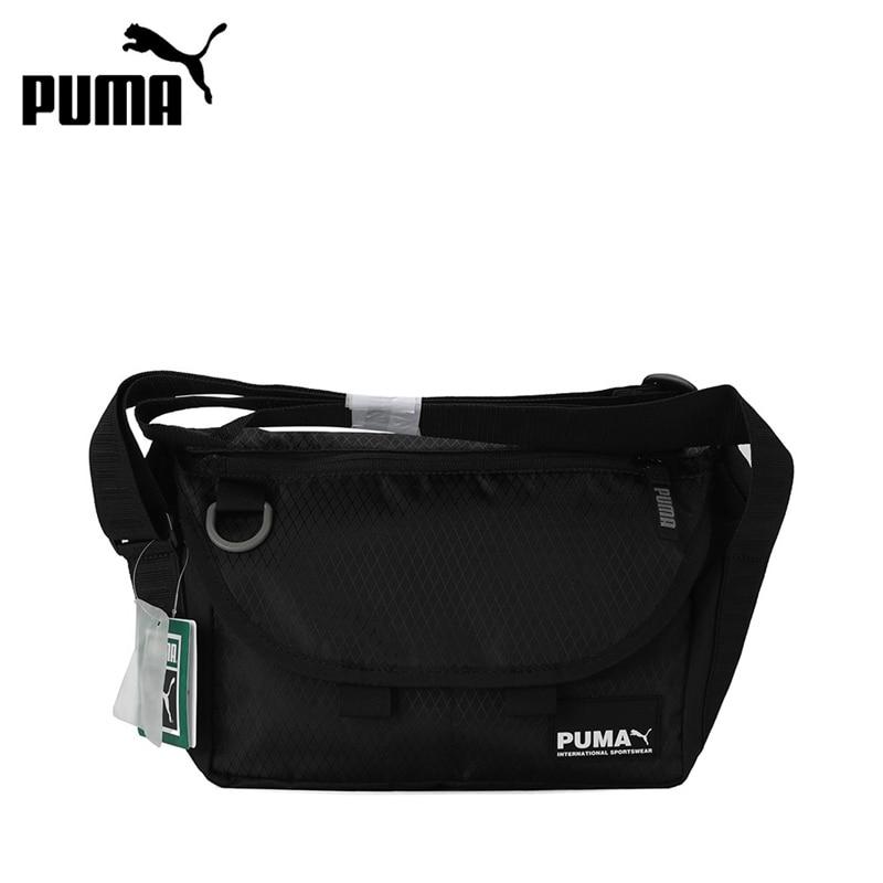 Original New Arrival PUMA Street Messenger S Unisex Handbags Sports Bags