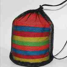 Net-Bag Volleyball Cones Soccer-Training Portable Backpack Universal