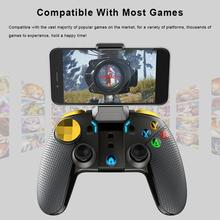 цена на Mobile Game Controller  Wireless Gamepad Multimedia Game Controller Compatible with iOS Android Phone Window PC