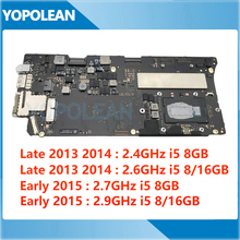 Tested Motherboard For Macbook Pro Retina 13