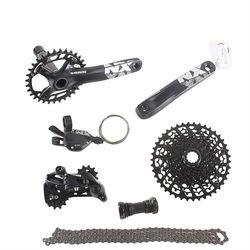 NX 1x11 11 Velocidade Groupset SRAM 32t 30t 170 175 milímetros MTB Mountain Bike Bicicleta Kit peças de Bicicleta desviador