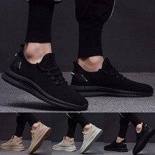 Loozykit Fashion Sport Shoes Man Casual Mens Running Shoes B
