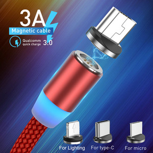 3A 360° Quick Charging Cable