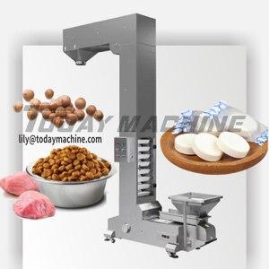 Зерновой вертикальный z-образный конвейер для ковша в упаковочной линии