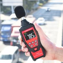 Habotest HT622 Digital Sound Level Noise Meter Logger 30~130db Digital dB Meter Noise Measuring Instrument with CE