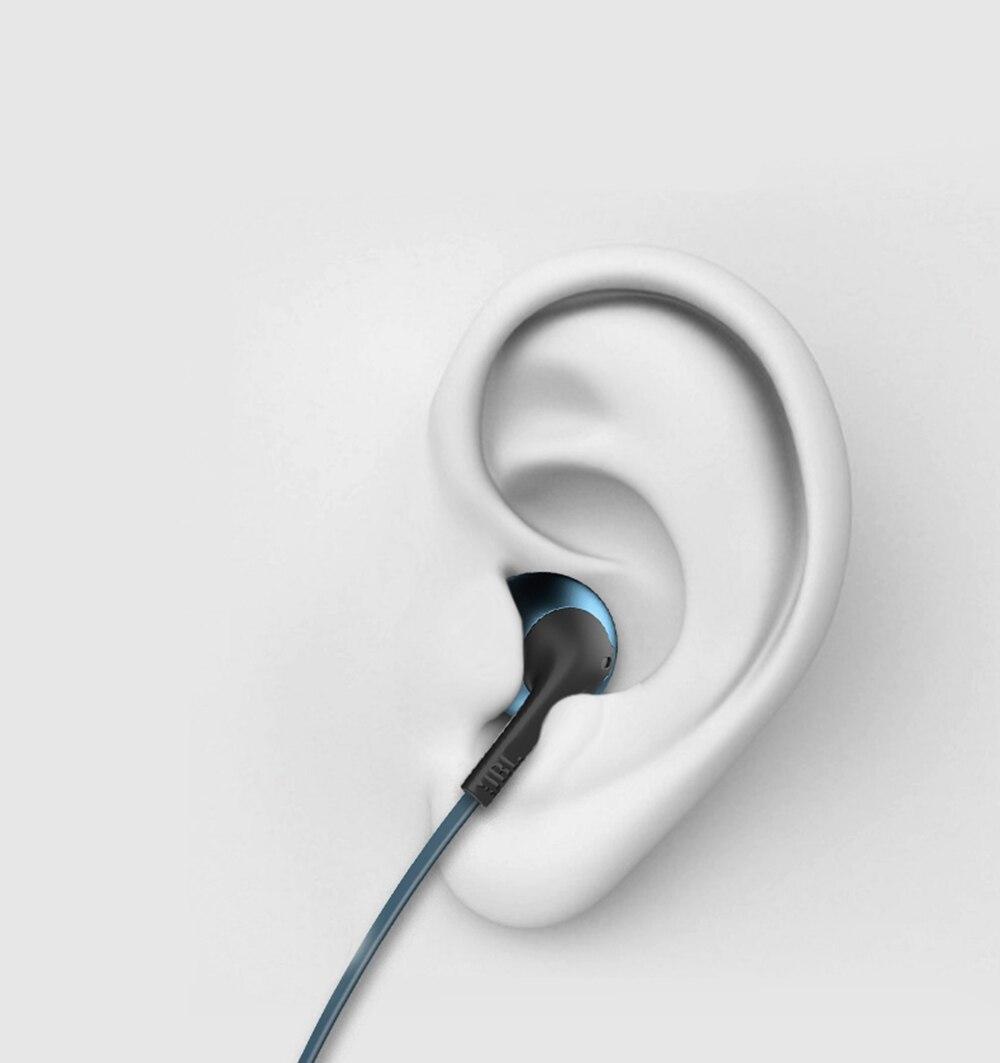 Jbl t205bt in-ear fone de ouvido sem