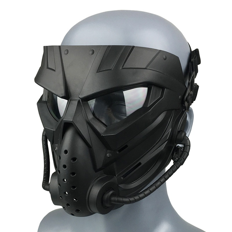 Halloween Party Skull Masks Party Game Skull Tactical Equipment Adapted to FAST Dress cycling mask Halloween