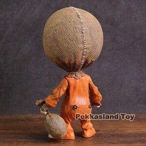 Image 3 - Mezco Trick R Treat Stylized Sam PVC Action Figure Collectible Model Toy