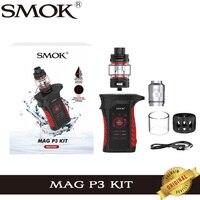 SMOK-Kit de cigarrillo electrónico MAG P3, caja de vapeo de 230W, Chipset de IQ-M de 9ML, tanque cónico nexMesh y bobina de doble malla, TFV16, nuevo