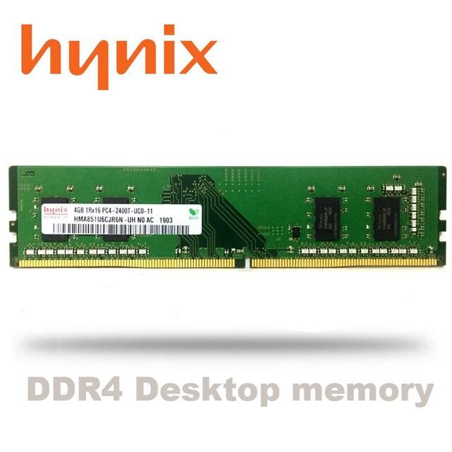 Hynix  ddr4 ram 8gb 4GB PC4 2133MHz or 2400MHz 2666Mhz 2400T or 2133P 2666V DIMM Desktop Memory 16GB 8G 16G pc4 ram