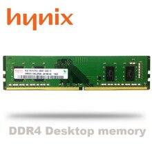 Hynix ram ddr4, 8 go, ram PC4, 2133MHz ou 2400MHz, 2666Mhz, 2400T ou 2133P, 2666V DIMM ordinateur de bureau de mémoire, 16 go, 8 go, 16 go, ram pc4