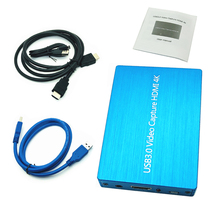4K HDMI to USB 3.0 Video Capture Card Dongle 1080P 60fps HD
