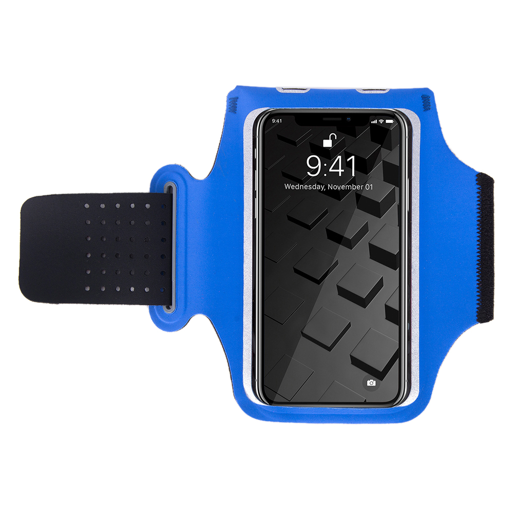 Running Gym Sports Armband Case 6 Inch Lightweight Breathable Mobile Phone Arm Band Bag Holder For IPhone Smartphone