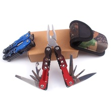 Multi Tool Pliers Wire C Hand Tool Screwdriver Multifunction Stainless multitool fold Pocket Folding Knife plier