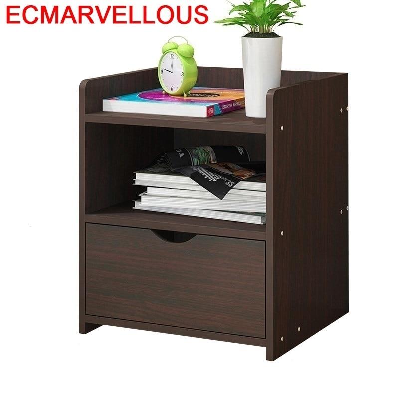 Mesa de madeira europeia armário de madeira mueble de dormitorio quarto móveis mesa de cabeceira
