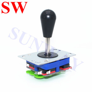 Image 3 - 2 игрока DIY аркадные наборы с USB кодировщиком PC Zippy джойстик с овальным шаром + кнопки + провода жгута для Android/ Raspberry Pi