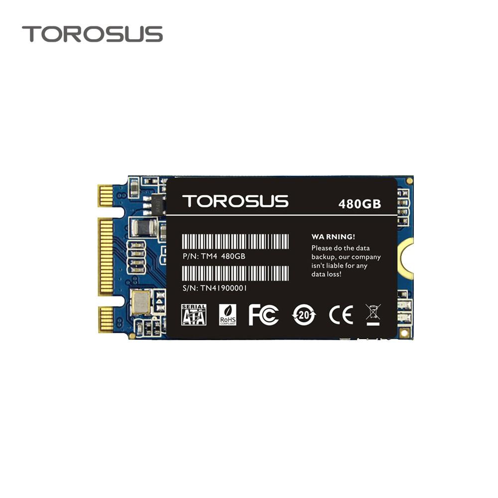 Disque SSD Torosus m2 SSD 120gb SSD 240 gb hdd M.2 2242 NGFF SATA disque SSD 480gb disque SSD hd pour PC portable