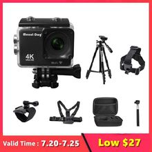 "2.0 ""Go Ultra Pro HD 4K 액션 스포츠 비디오 카메라 DVR 레코더 Wifi 원격 제어 방수 Selfie 스틱 Gopro 액세서리"