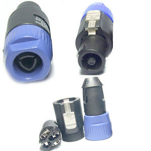 DHL/EMS 100 pcs 4 Pole Locking
