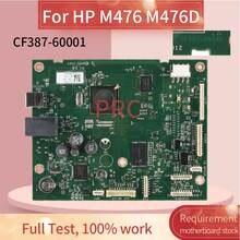 Para hp m476 m476d CF387-80001 CF387-60001 placa lógica formatter cartão testado ok