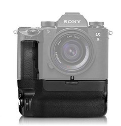 Meike MK-A9 Vertical Battery Handle Hand Grip For Sony Alpha A9 A7R III A7RIII  Camera