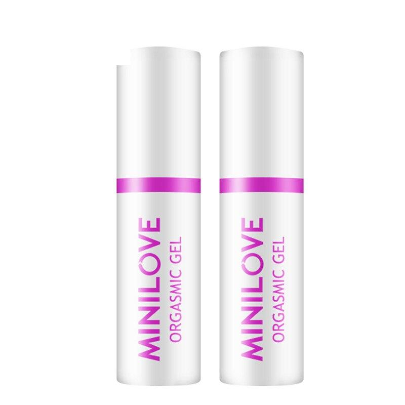 Aphrodisiaque femme Minilove Gel orgasmique pour lubrifiants amour Spray améliorer augmentation g-spot femelle Libido produit sexuel excitant 1