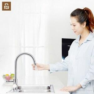 Image 5 - DABAI mutfak musluk havalandırıcı su difüzör Bubbler çinko alaşımlı su tasarrufu filtre memesi musluk bağlantısı çift modlu