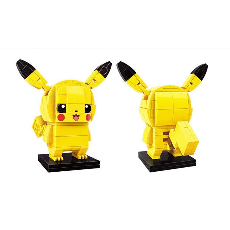 ENLIGHTEN Pokemon All Set Building Blocks 19
