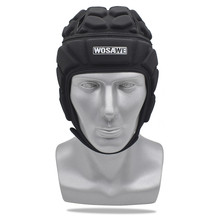 Premium & Soft EVA Padded Headguard for most Sports Goalkeeper Ice Hockey Roller Skating and More 3 Sizes