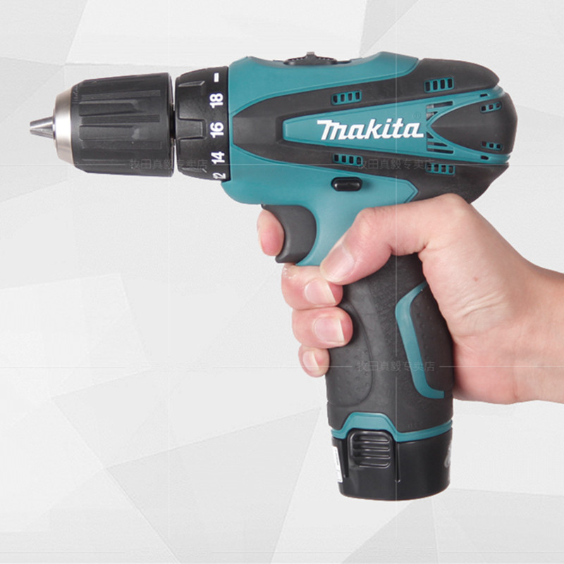 Tools : 110-260V  MAKITA DF330DWE 12V Cordless Impact Driver
