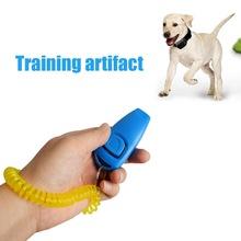 Szkolenie dla zwierząt gwizdek gwizdek szkolenia psów Clicker przewodnik po pomocy na zewnątrz gwizdek Multicolor codzienne praktyczne akcesoria dla psów tanie tanio Klikery do tresury CN (pochodzenie) Z tworzywa sztucznego Pet Supplies Trainings