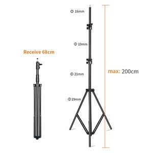 Image 3 - Штатив для фотостудии (высота 2м. макс. нагрузка 5кг.)